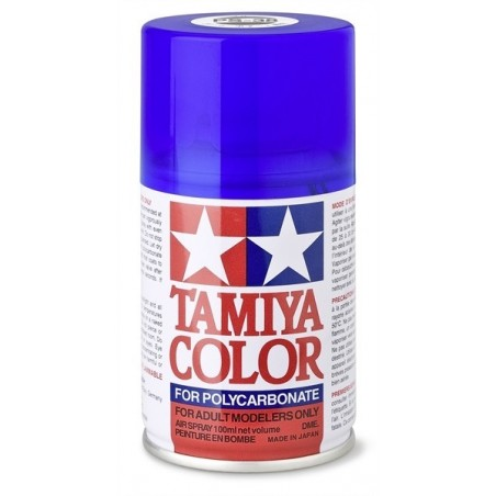 Tamiya Translucent Blue
