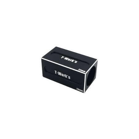 T-Works Anti Tweak Block (black)