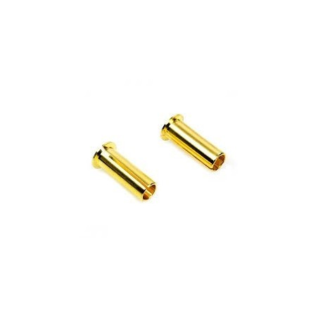 Team Zombie 24K 4mm to 5mm adapter ultra thin