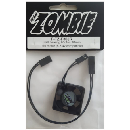 Team Zombie 30mm HV Fan (6-8.4v compatible)