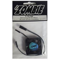 Team Zombie 40mm HV Fan (6-8.4v compatible) F-TZ-F40