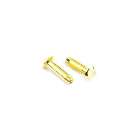 Muchmore LCG Euro Connector (4mm) Male 2pcs