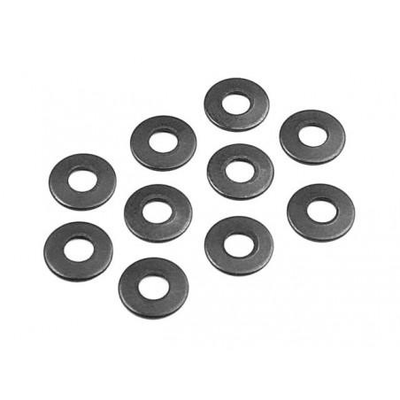 XRAY 963030 - CONE WASHER ST 3x8x0.5 (10)