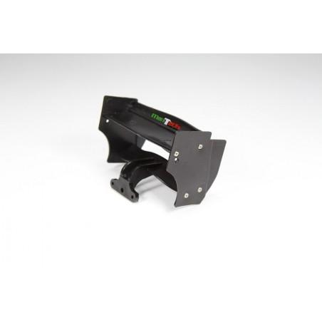 Alettone Mon-Tech F1 posteriore (Black·1pc)