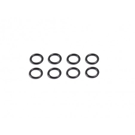 Infinity Pivot Ball Bushing O-Ring (8pcs)