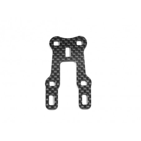 Infinity Graphite Front Arm Mount Plate