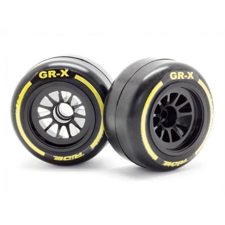 Ride F1 gomme anteriori mescola GR asfalto