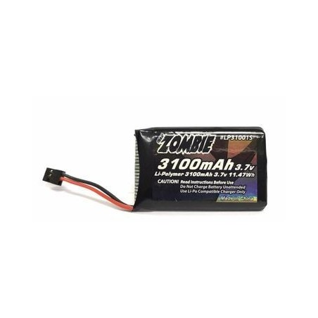 Team Zombie 3100mAh TX pack for MT-44