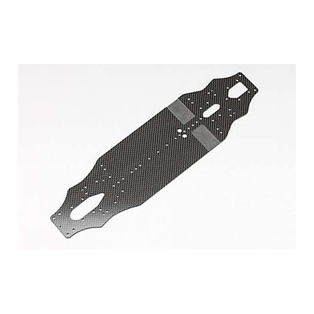 BD9 Hard Graphite Main Chassis (2.0mm)