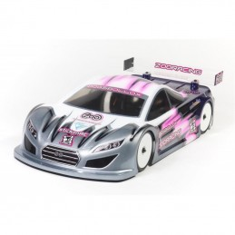 Zoo-Racing DogsBollox 1:10 Touring Car Clear Body - 0.5mm LIGHTWEIGHT