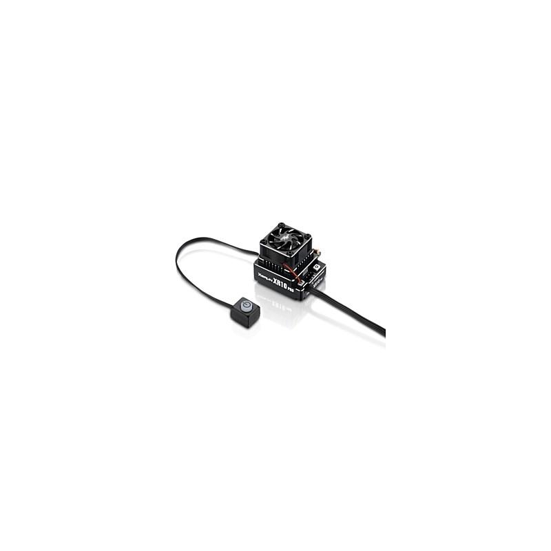 Hobbywing XeRun XR10 PRO G2 160A Sensored Brushless ESC (Black)