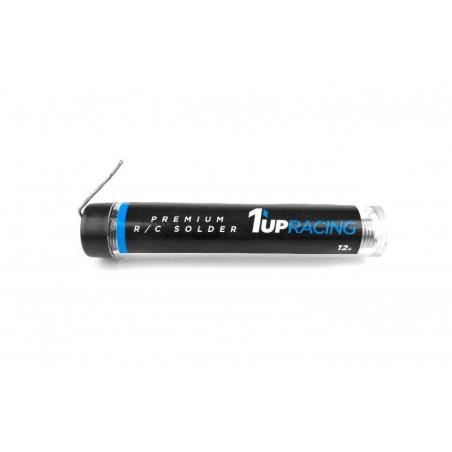 1up Racing Premium R/C Solder - 12g Tube
