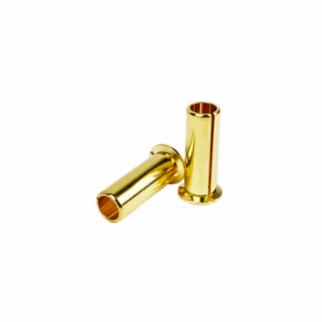 1up Racing LowPro 4mm to 5mm Bullet Plug Adapter - Pair