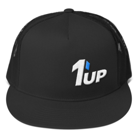 1up Racing Snapback Hat