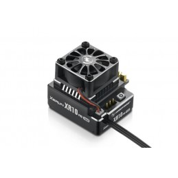 Hobbywing XeRun XR10 PRO 160A Sensored Brushless ESC (Black)