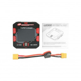 Robitronic Expert LD 300 Charger LiPo 1-6s 16A 300W DC