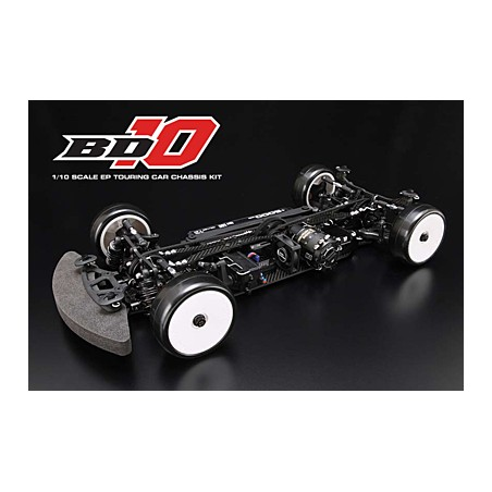 Yokomo BD10 Touring Car Kit - Carbonio