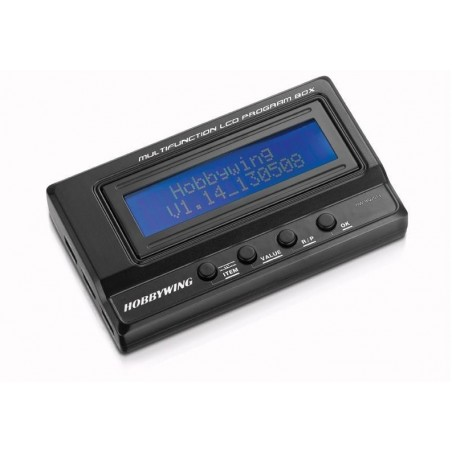 Hobbywing Multifunction LCD Program Box