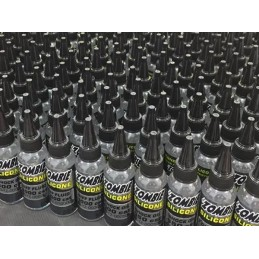 Team Zombie Silicone oil in cst (anti-friction formula) - 100-1M