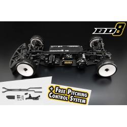 Yokomo BD8-2017 Black Series with Carbon Chassis