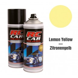 Lexan Spray Lemon Yellow Nr 020 150ml
