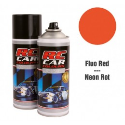 Lexan Spray Fluo Red Nr...