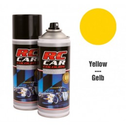 Lexan Spray Yellow Nr 019 150ml