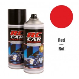Lexan Spray Red Nr 110 150ml