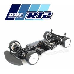 ARC R12 1/10 Touring Car Kit - Carbon