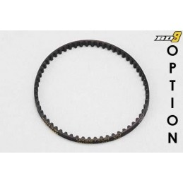 BD8 Low Friction Rear Belt