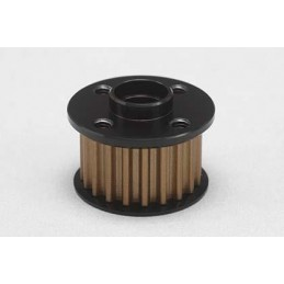 BD8 Center drive pulley (20T·Direct Main Gear Adaptor)