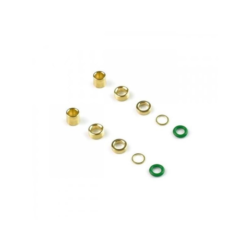 Muchmore FLETA ZX Shim with O ring Set