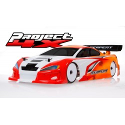 Project 4X Touringcar EP 1/10