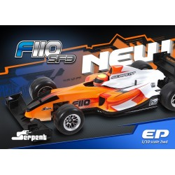 Serpent F110 Formula 1/10 EP SF3 car kit