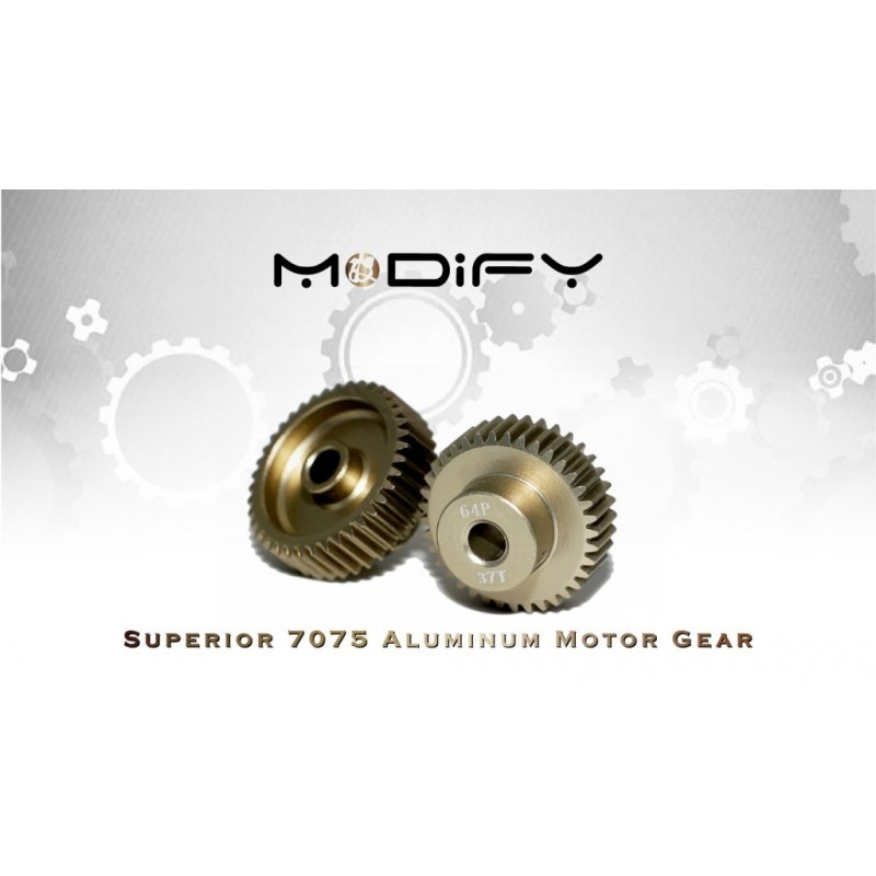 Modify Rc Super Light Pinion 64P 20T - 50T