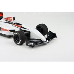 Alettone Mon-Tech F1 2017  anteriore (Black·1pc)