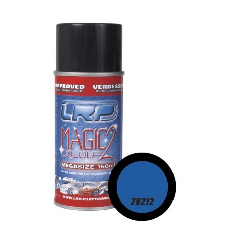 Lexan Colour Magic Colour 2 150ml - Blu metallizzato impreza