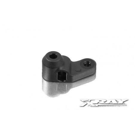 XRAY 372221 - COMPOSITE STEERING BLOCK - LEFT - HARD - V3