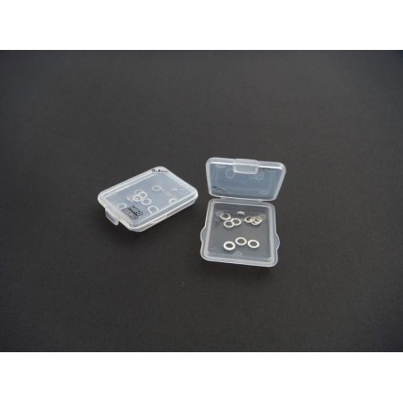 Hiro Seiko 3mm Shim Set (0.1mm, 0.2mm/10pcs each)