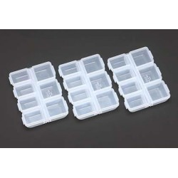 Carrying Case 90×70×17mm (3pcs)