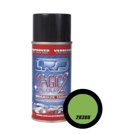 Lexan Colour Magic Colour 2 150ml - Lime fluo