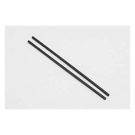 Black Anthenna Set for 2.4GHz receiver