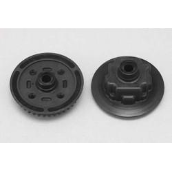 BD8'18 Gear Differential 40T Pully/Differential Case