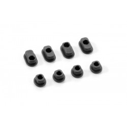 XRAY 372321 - X1 Composite Caster & Camber Bushings (2+2+2+2)