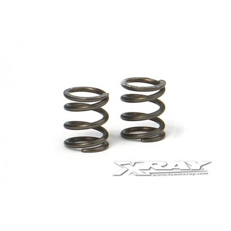 XRAY 372183 - FRONT COIL SPRING 3.6x6x0.5MM C6.0 - GREY (2)