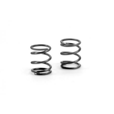 XRAY 372179 - X1 Optional Front Springs - grey - soft C3.0 (2 pcs)