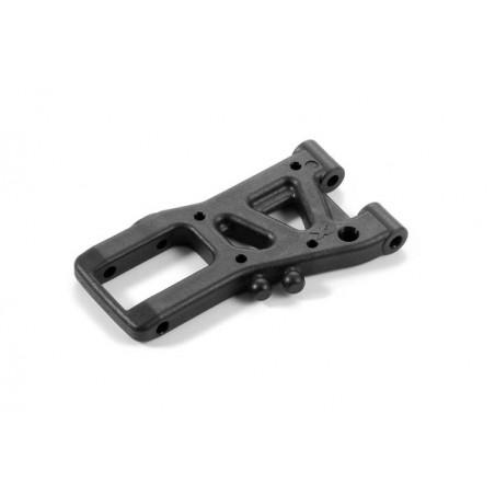 XRAY 303170 - T4 2015 ARS - Active Rear Suspension Arm - Hard- 1-Hole