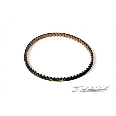 XRAY 305446 - HIGH-PERFORMANCE KEVLAR DRIVE BELT REAR 3 x 189 MM