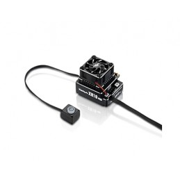 Sanwa RX-493 (FH5/FH5U, SXR Response) Waterproof Telemetry Receiver w/Coaxial Antenna