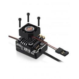 Hobbywing XeRun XR10 STOCK SPEC Sensored Brushless ESC (Black)